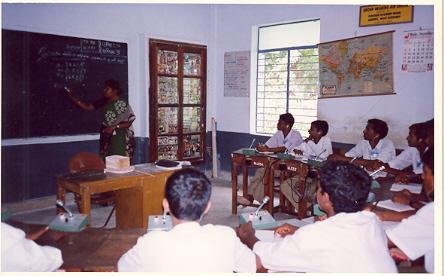 Deaf Chennai